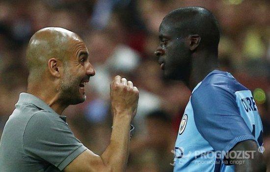 ЯяТуре останется в«Манчестер Сити» ибудет сражаться — Агент