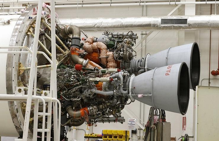 украинский или российский двигатель на ракеты сша редактор расширенным