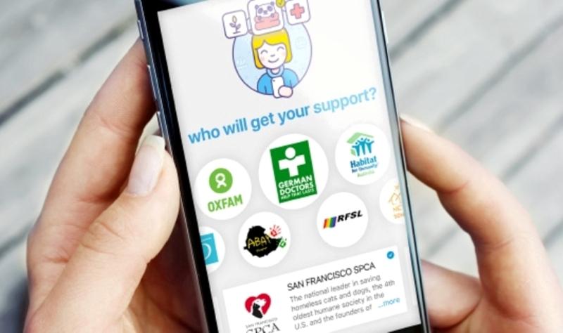 ВРФ появилось первое приложение Mercify для благотворительности