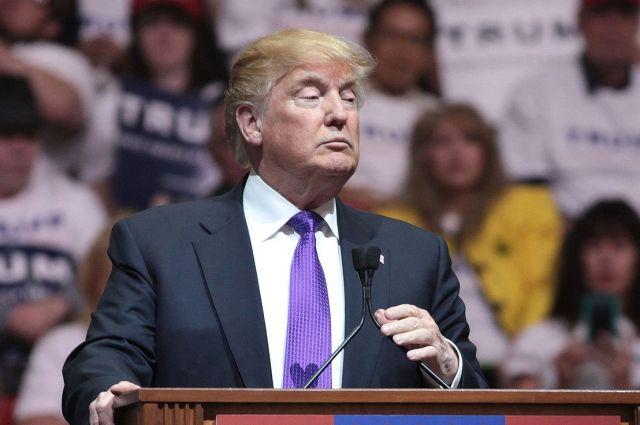 Трамп предложил конгрессмену Зинку пост руководителя МВД— Politico