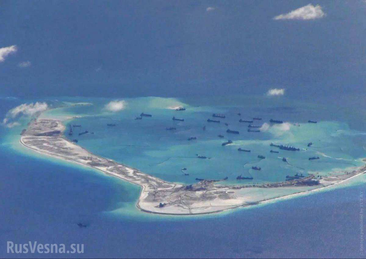 США готовы противостоять Пекину вЮжно-Китайском море,— американский адмирал