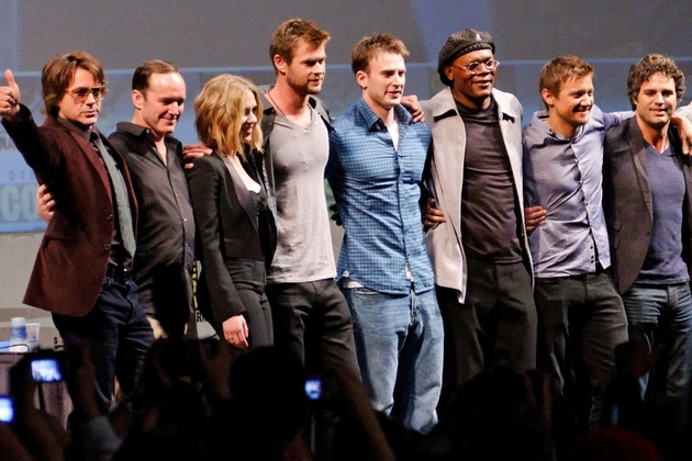 Звезда «Игры престолов» появится в 3-й части франшизы «Мстители»