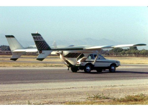 Впланах РФ сделать «летающий автомобиль»