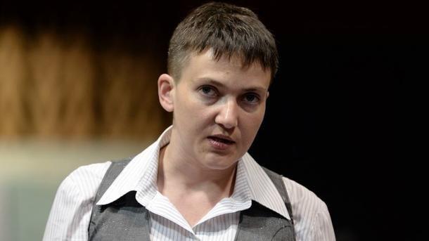 Народный депутат Денисенко больше небудет сидеть рядом сСавченко вРаде