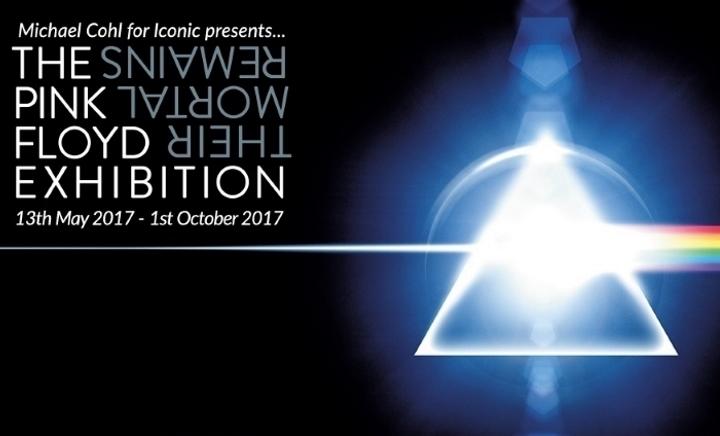 Выставка «Pink Floyd» открылась встолице Англии