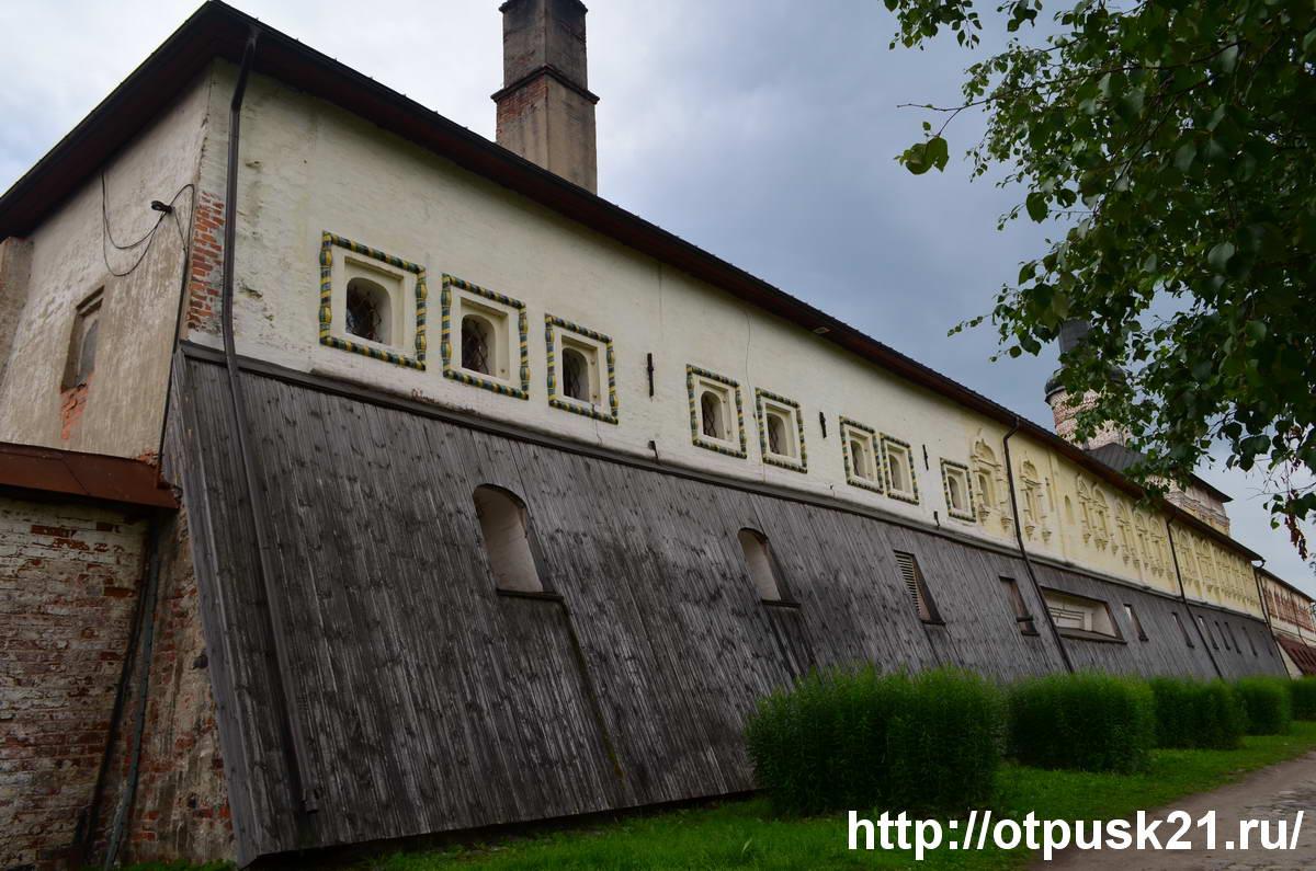 Кириллов монастырь