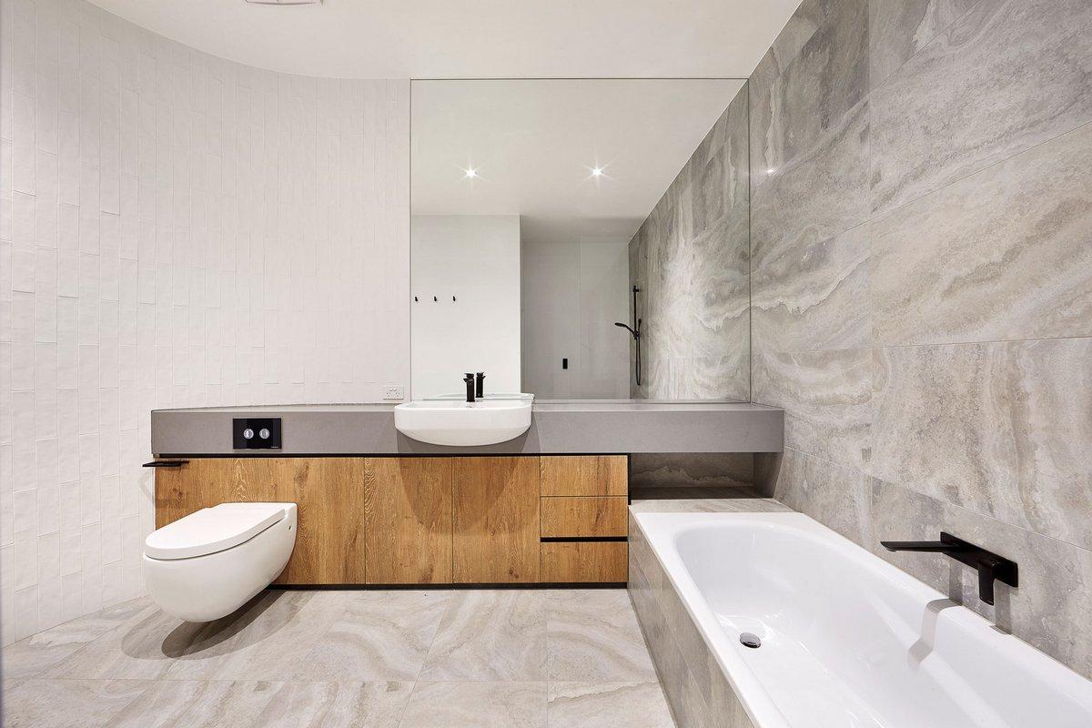 Finney, столешница из кварцита, Skantherm Turn, автономный камин, вращающийся камин, камин в доме фото, дома в австралии, одноэтажный частный дом