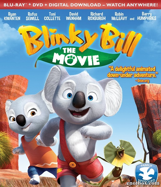 Невероятный Блинки Билл / Blinky Bill the Movie (2015/BDRip/HDRip)
