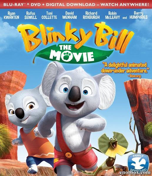 Невероятный Блинки Билл / Blinky Bill the Movie (2015/BDRip/HDRip)