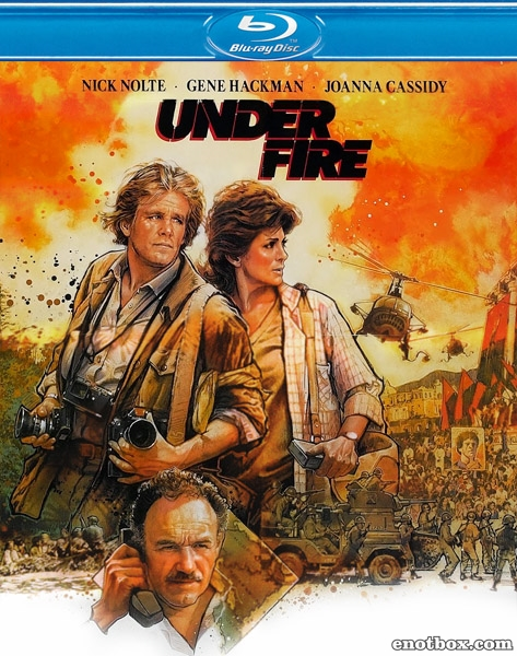 Под огнем / Under Fire (1983/BDRip/HDRip)