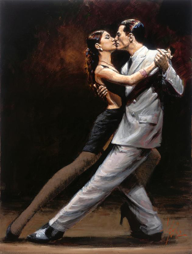 Fabian Perez - Painter