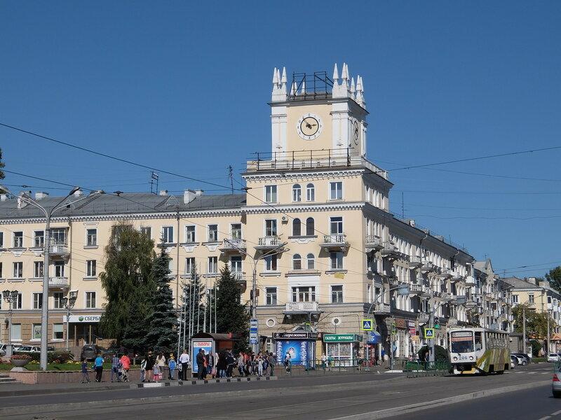Новокузнецк - Улица Ленина