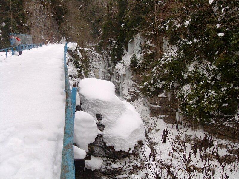 Зимой, на мосту через Курджипс ... SDC18724.JPG