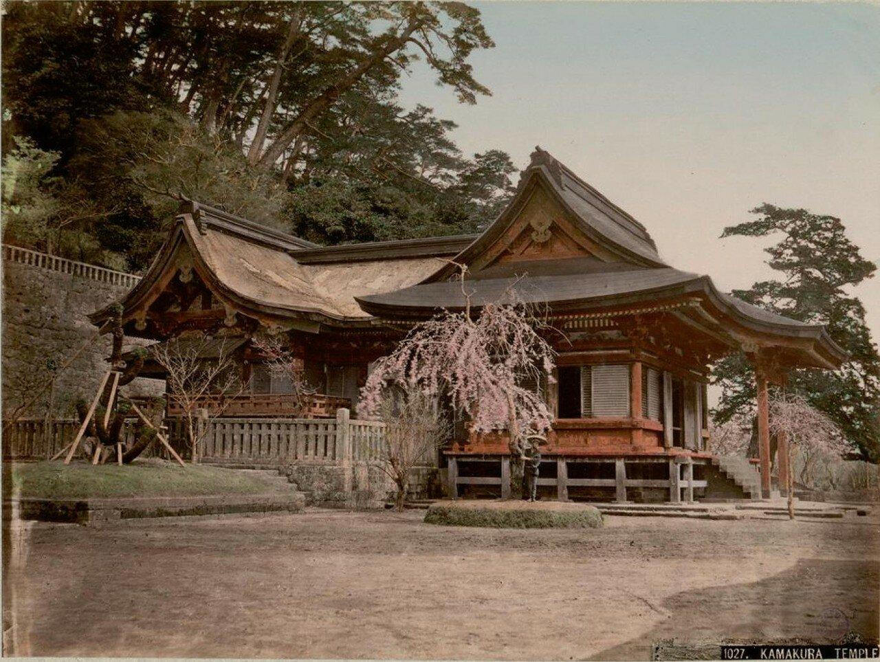 Камакура. Храм