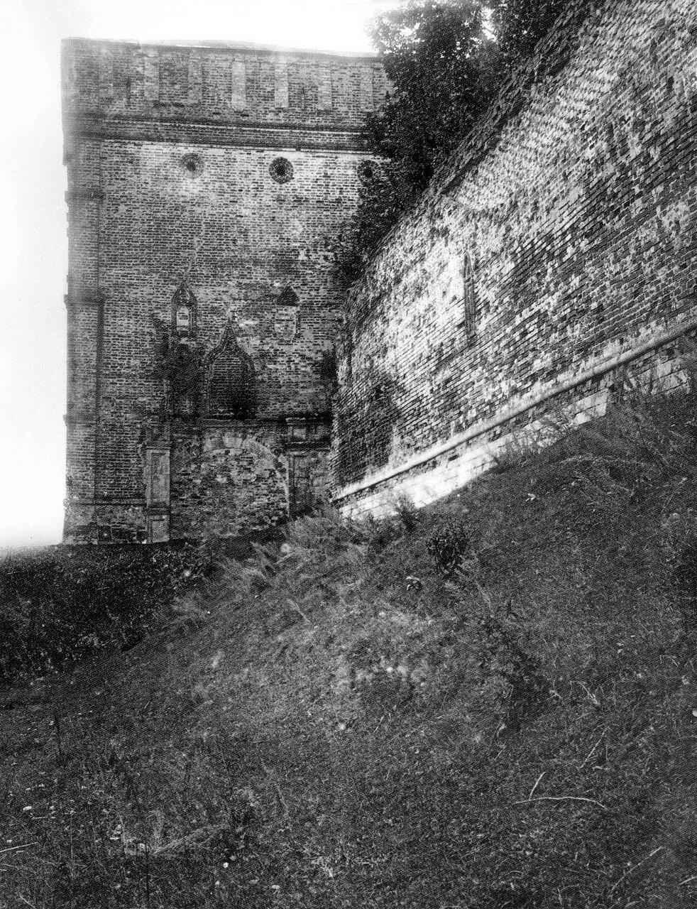 Копытецкие ворота. 1912