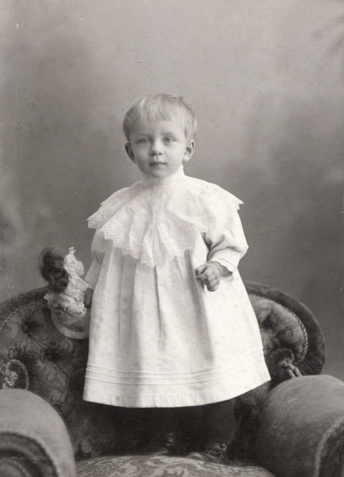 Портрет ребенка. 1902