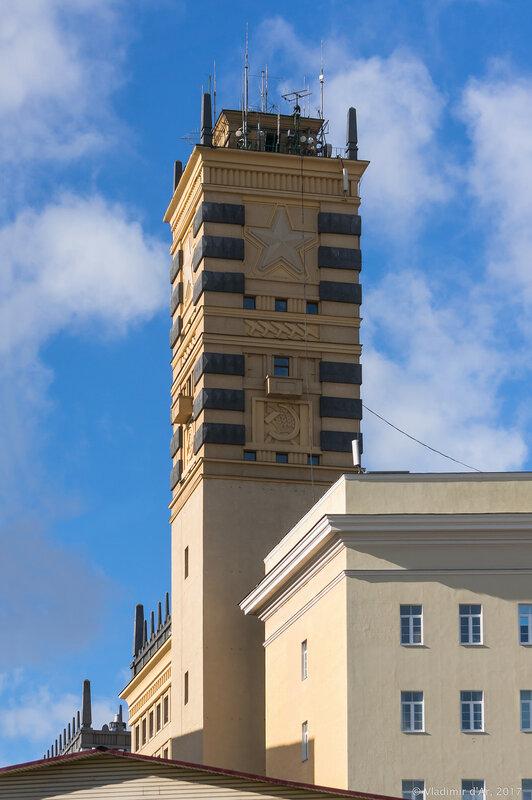 Центральная телерадиостудия Министерства обороны РФ