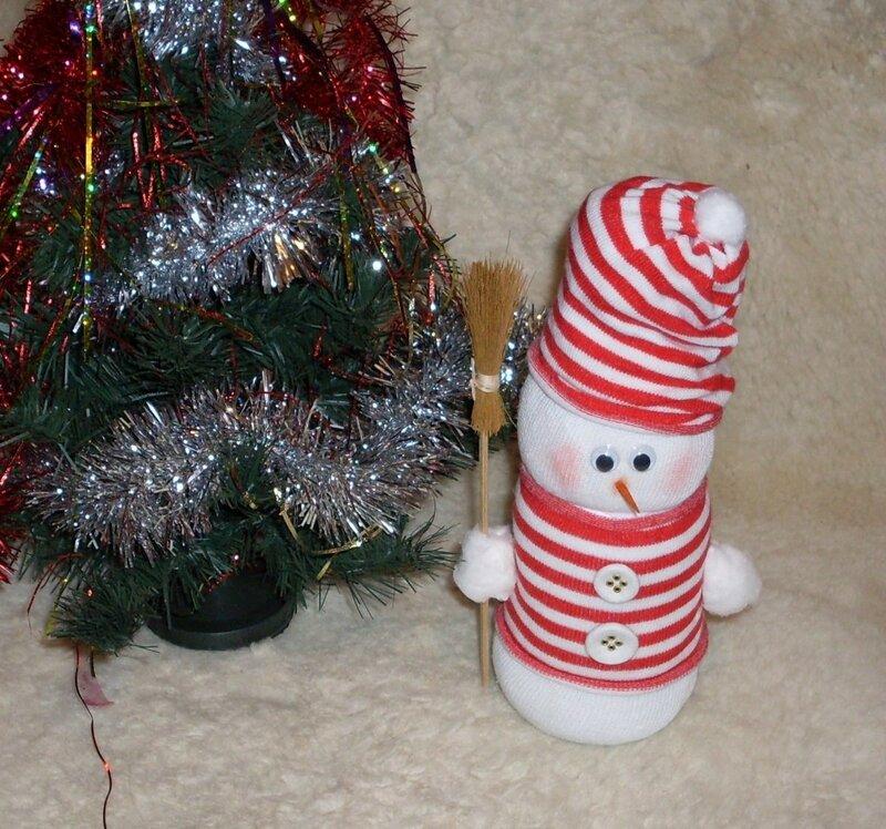 Новогодние игрушки из бутылки своими руками фото