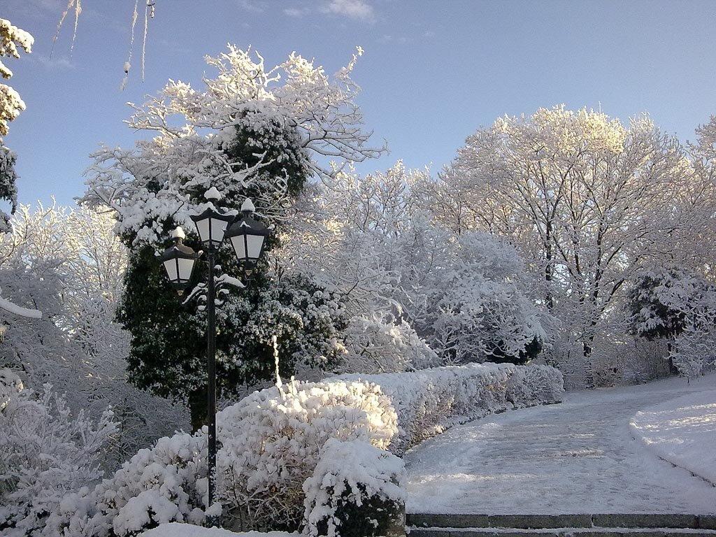 Зима на Малашке 16 января 2012