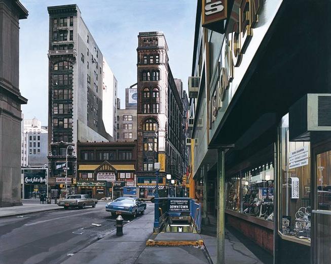 The Naked City, Richard Estes1280.jpg