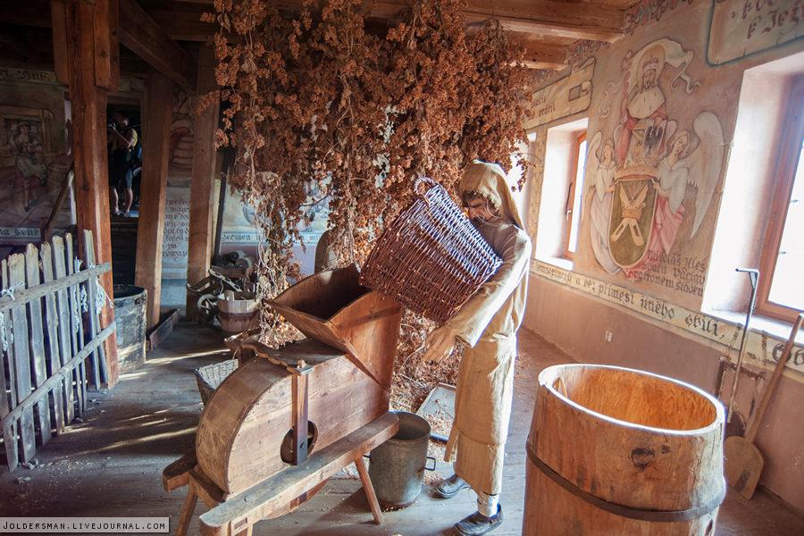 пивоварня музей