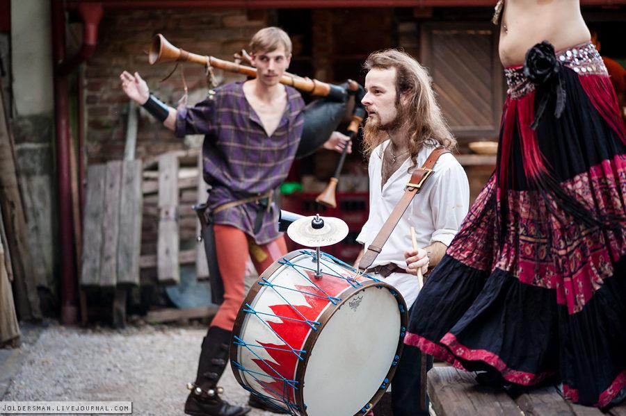 музыканты в чехии