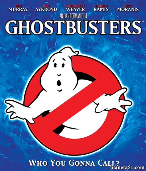Охотники за привидениями / Ghost Busters (1984/HDRip/BDRip)