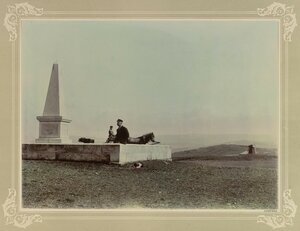 Английский памятник Балаклавскому сражению