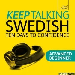 Аудиокнига Keep Talking Swedish