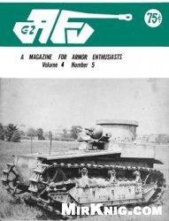 Журнал AFV-G2: A Magazine For Armor Enthusiasts Vol.4 No.05