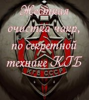 Книга Жесткая очистка чакр, по секретной технике КГБ (2011) mpg 290,93Мб