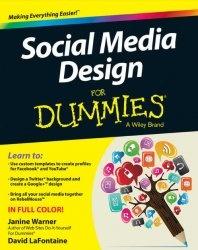 Книга Social Media Design For Dummies