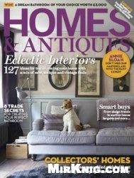 Журнал Homes & Antiques Magazine - November 2014