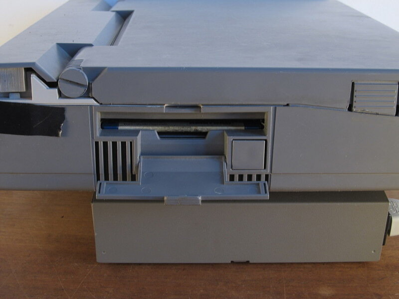 Ретро: Обзор Olivetti personal computer m15