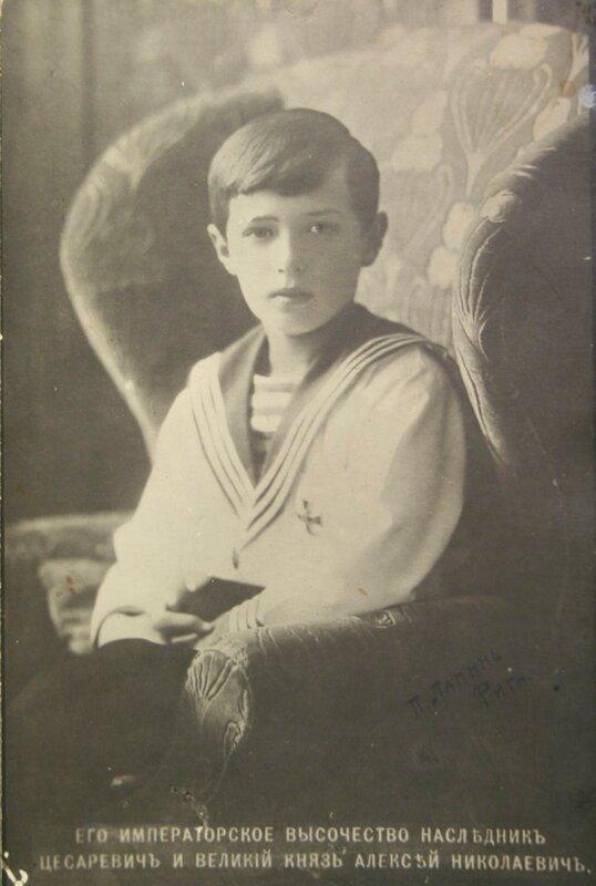 Алексей Романов родился в царской семье, но судьба оказалась к нему