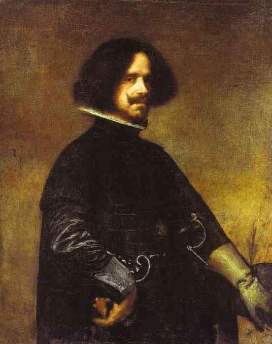 Веласкес Диего, Автопортрет, 1643 г.