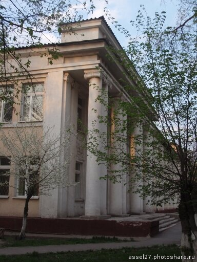 № 40 ныне гимназия № 12 улица карла