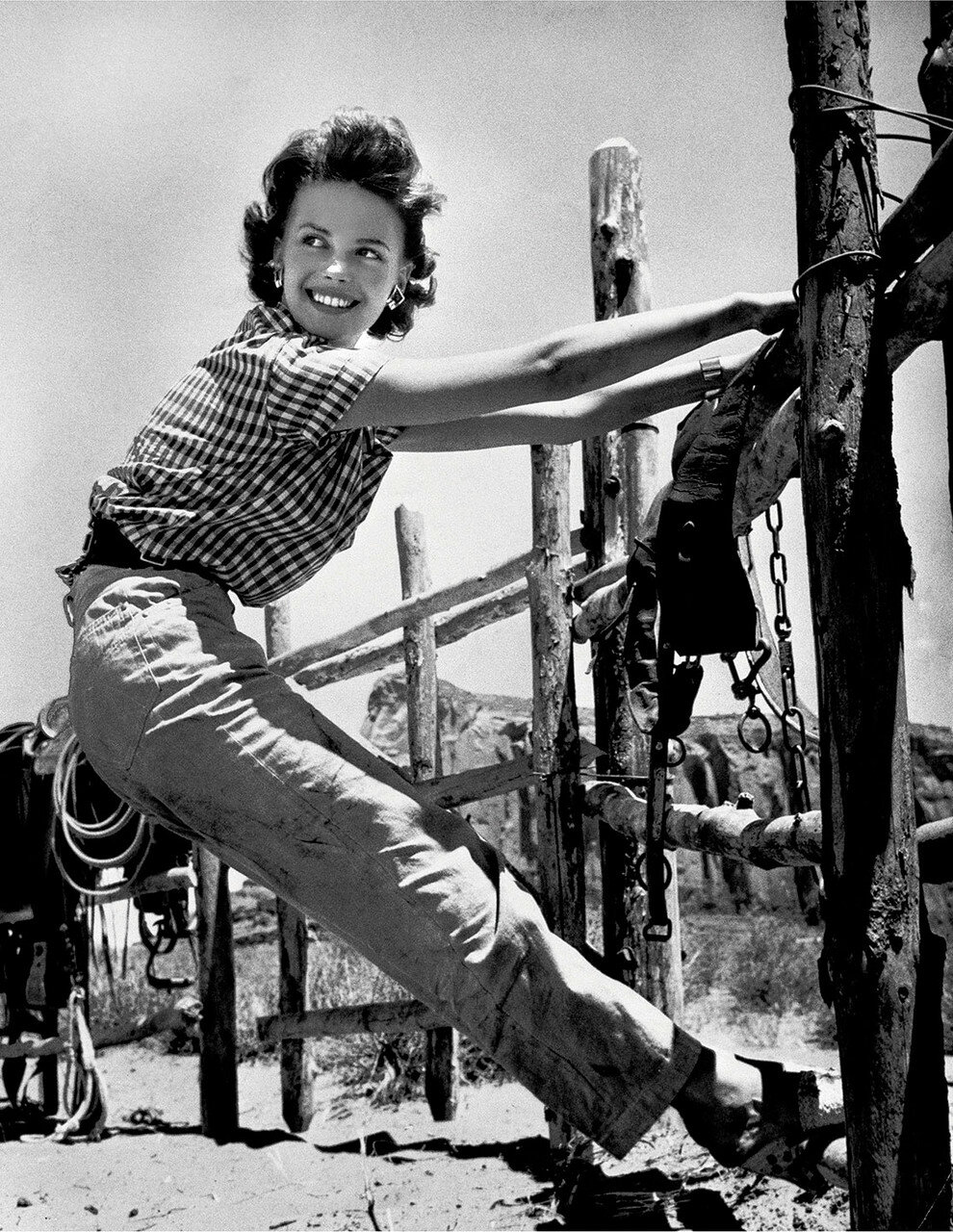 1955. Натали Вуд