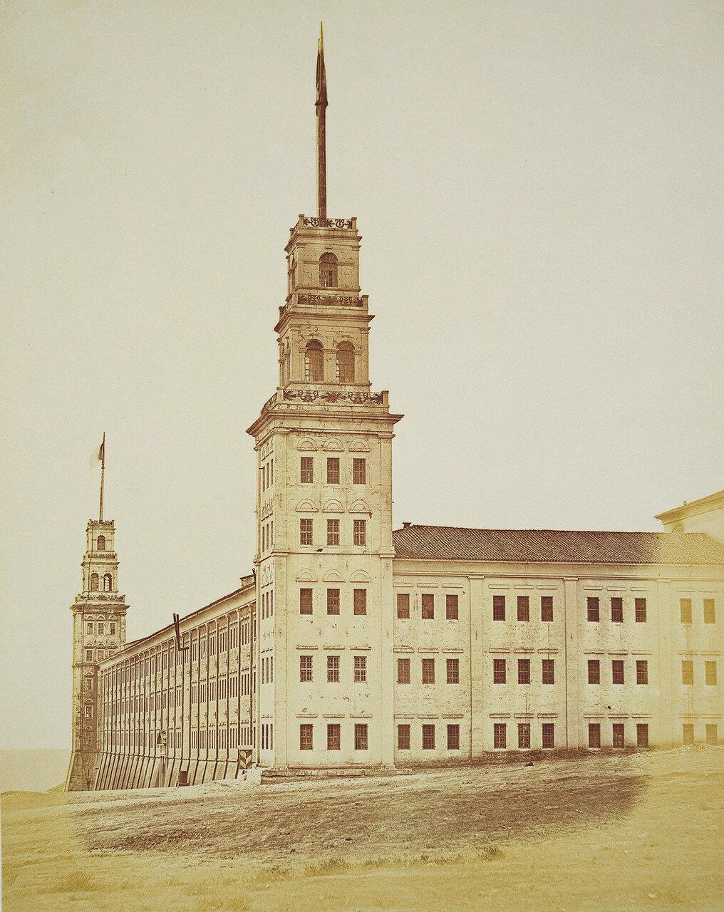 Башня больничного барака в Скутари (Константинополь)