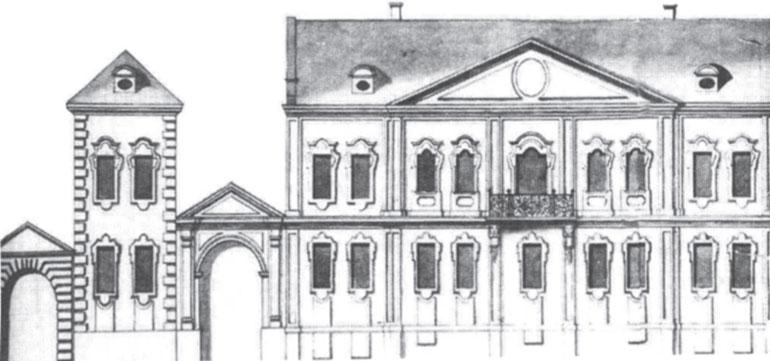 Тверь 18 века