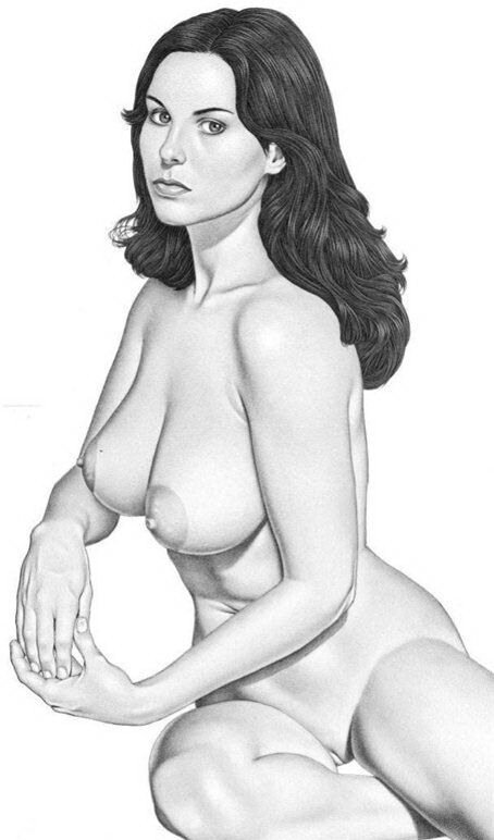 Рисунки голых женщин карандашом много хорошее