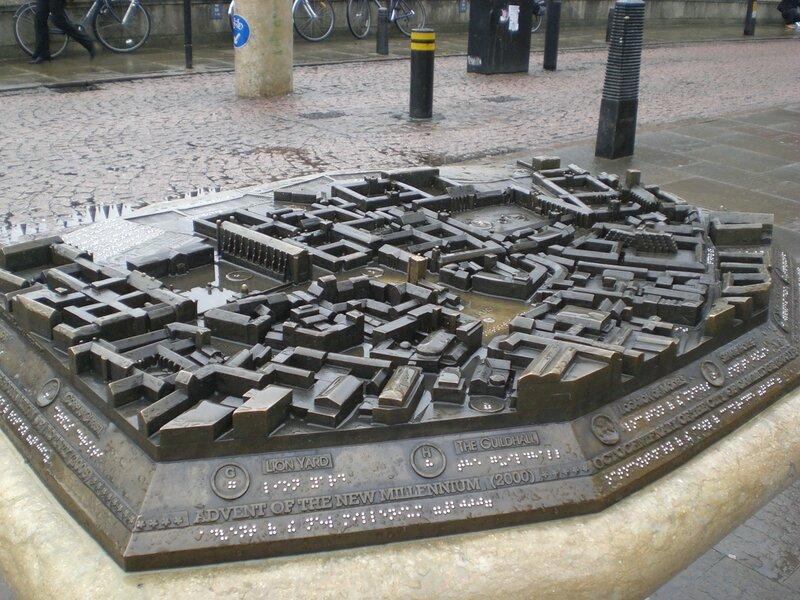 Центральная часть Кембриджа