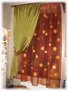 Шторы для детской, пошив штор, пошив штор для детской, дизайн штор.