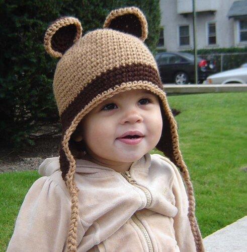 вязаные шапочки для малышей мастер класс и подборка идей елена