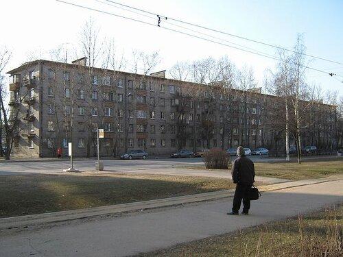 ул. Пограничника Гарькавого 37к1