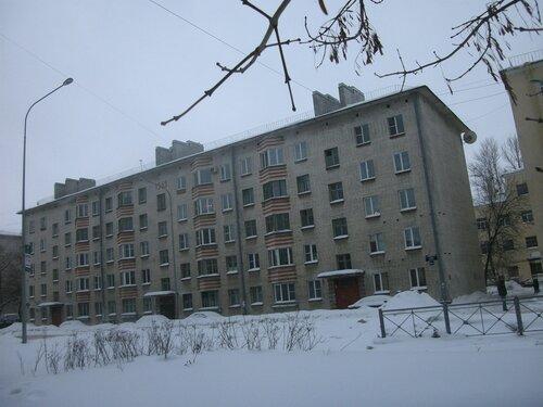 ул. Пилотов 18к1