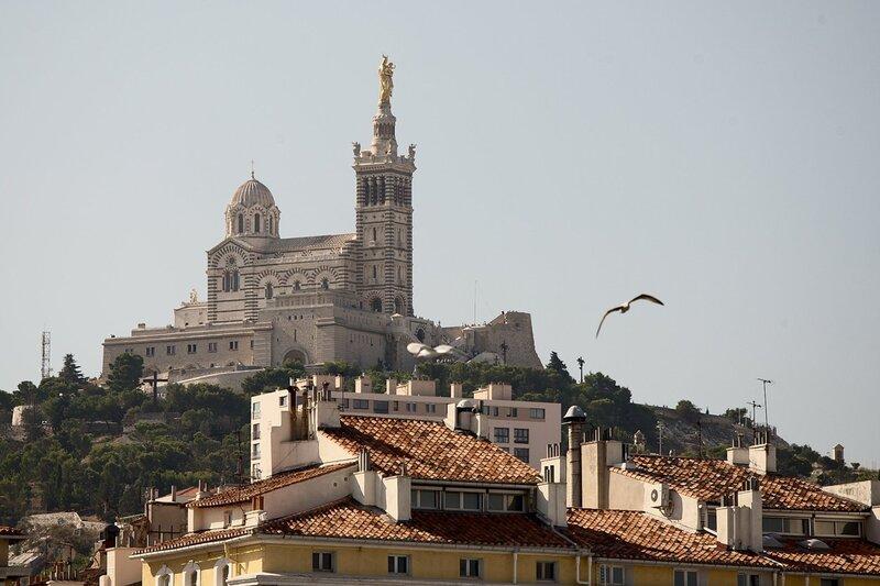 Basilique Notre Dame de la Guarde
