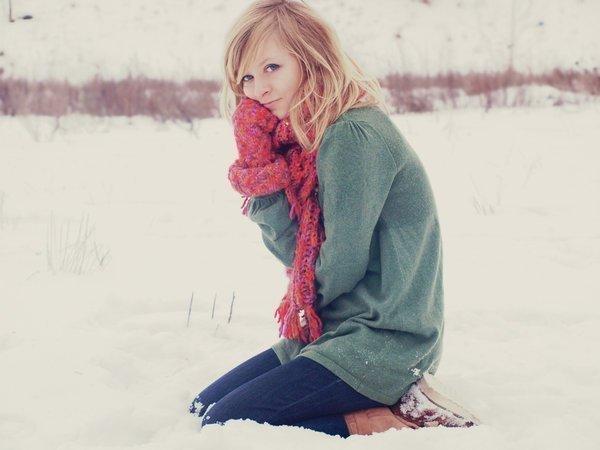 НЕ знаю, как вы, а меня зимой на улицу тянет больше чем в любое другое...
