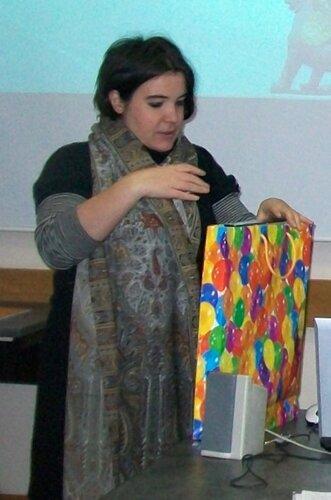 Татьяна Безори, преподаватель курса