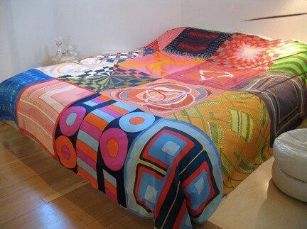 0 45ff2 11212614 L Одеяло пэчворк. Лоскутная техника пэчворк. Интересная идея.